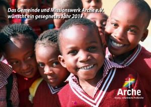 Arche Fotokalender 2017